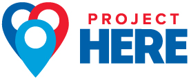 Project Here Logo