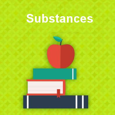 Substances tile